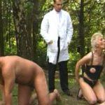 Pipi dans la bouche – Vidéo amateur BDSM !